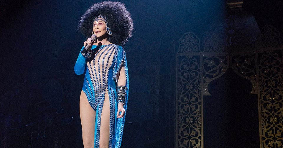 cher broadway show
