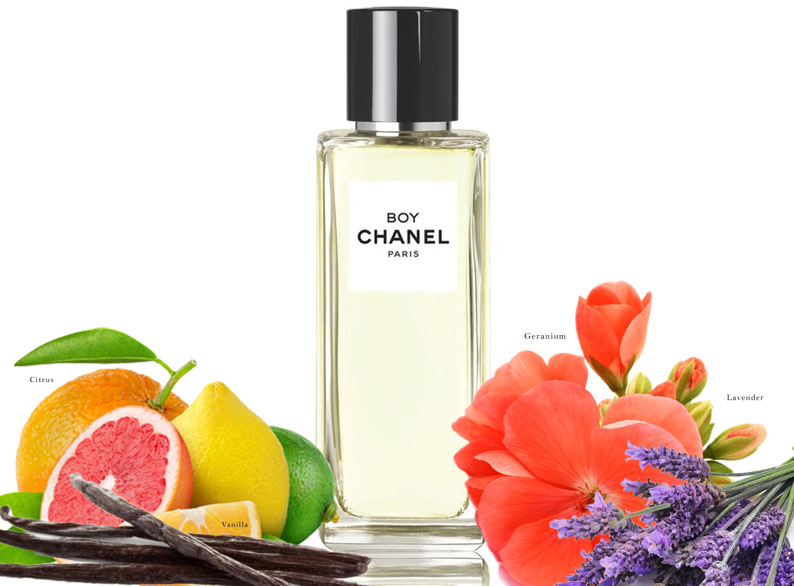 chanel boy fragrance review