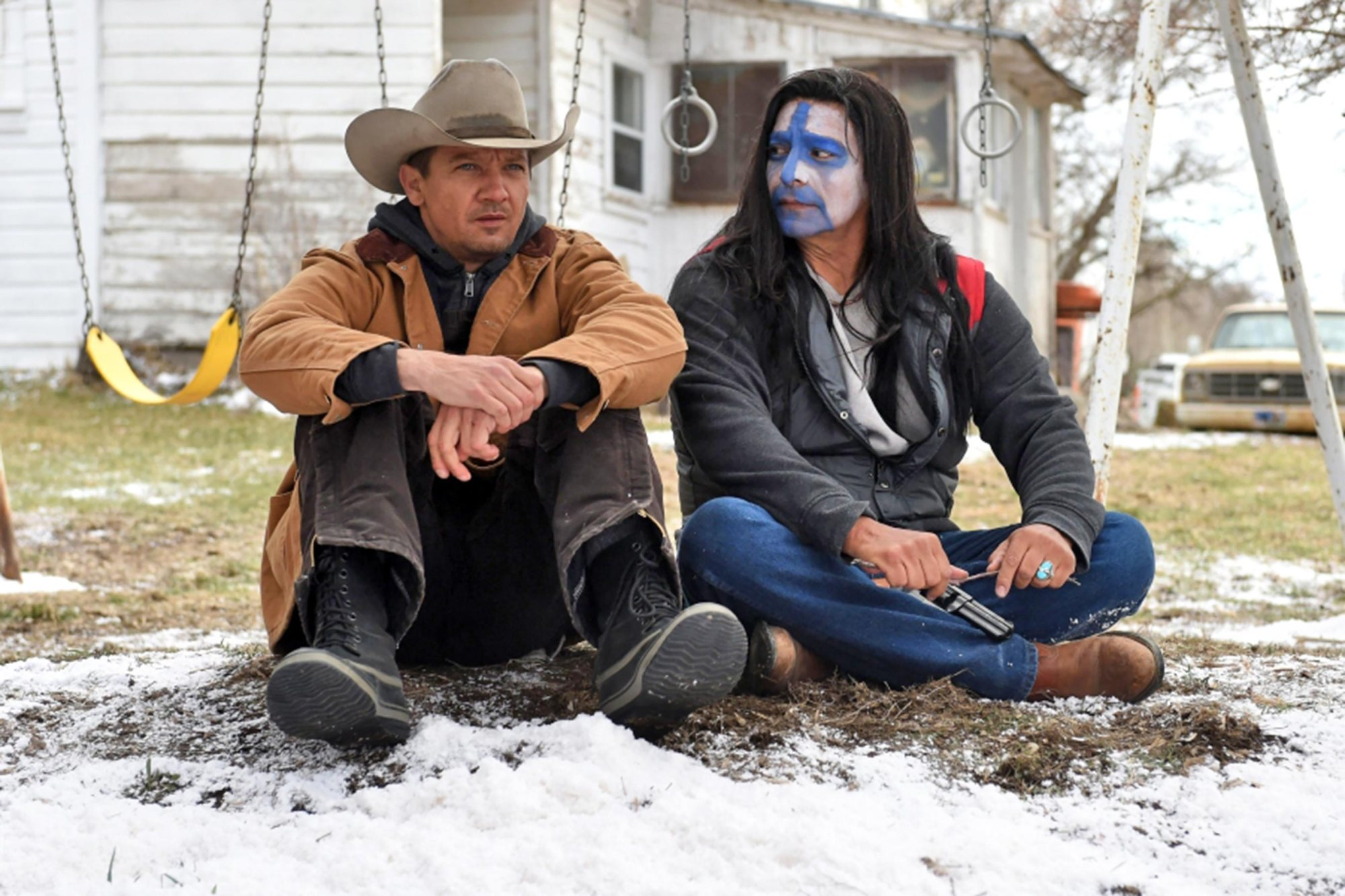 Wind river, movie review, lucas mirabella, jeremy renner