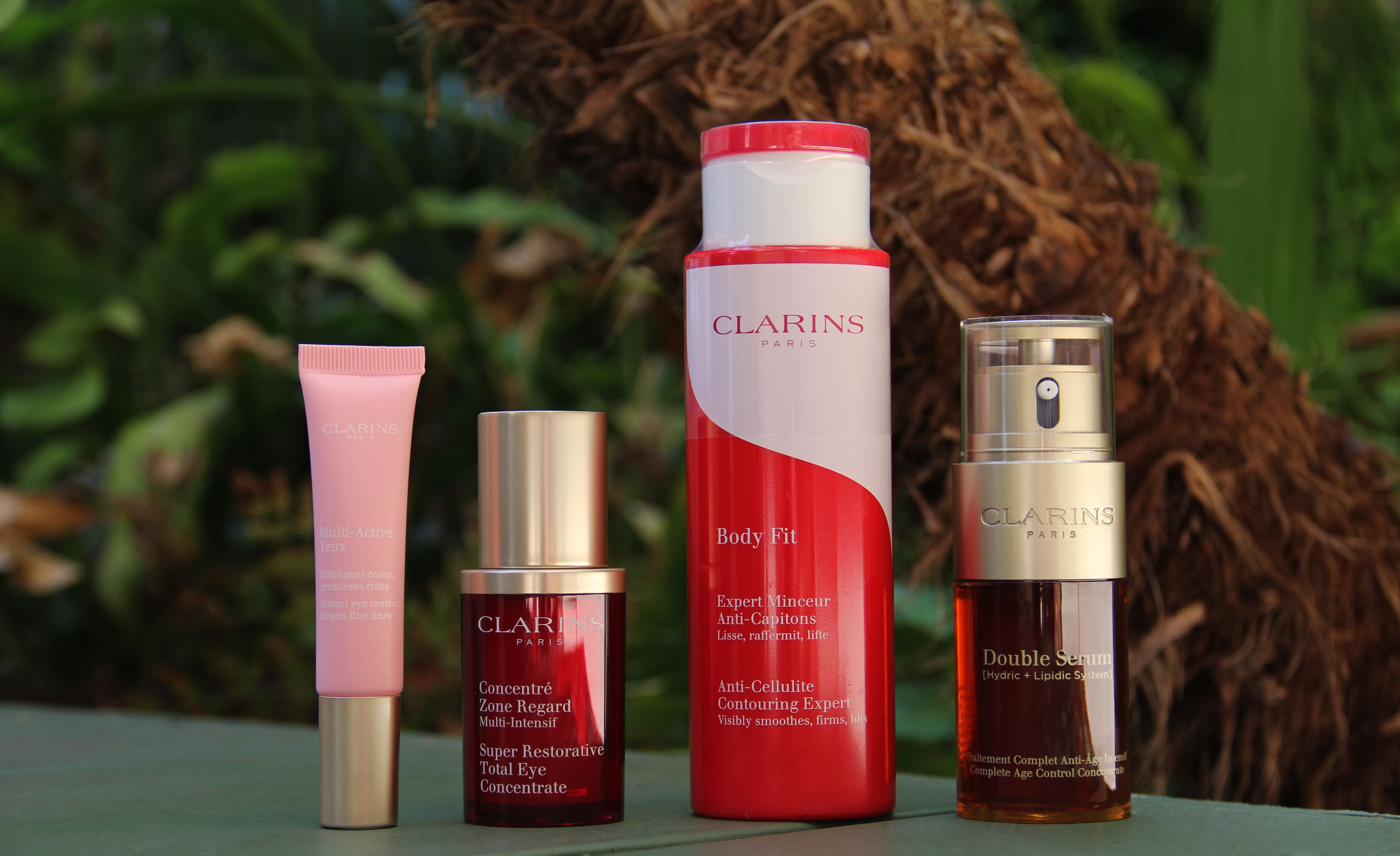 Clarins Products Eye, Face, & Body