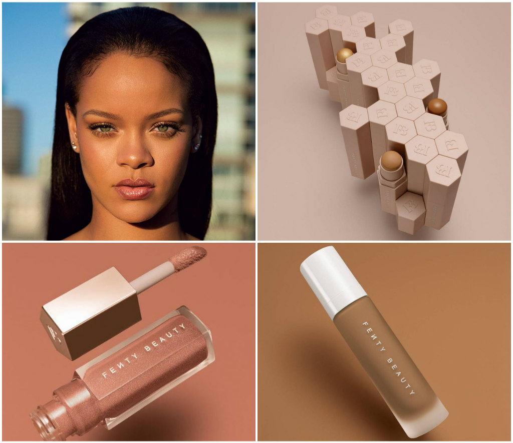 rihanna, fenty beauty