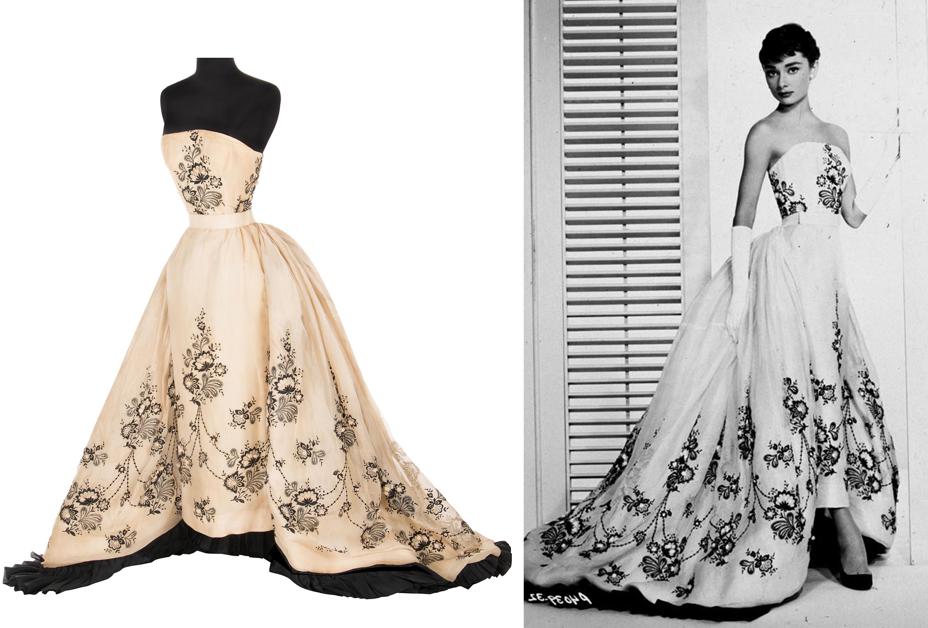 Black Color In Fashion History