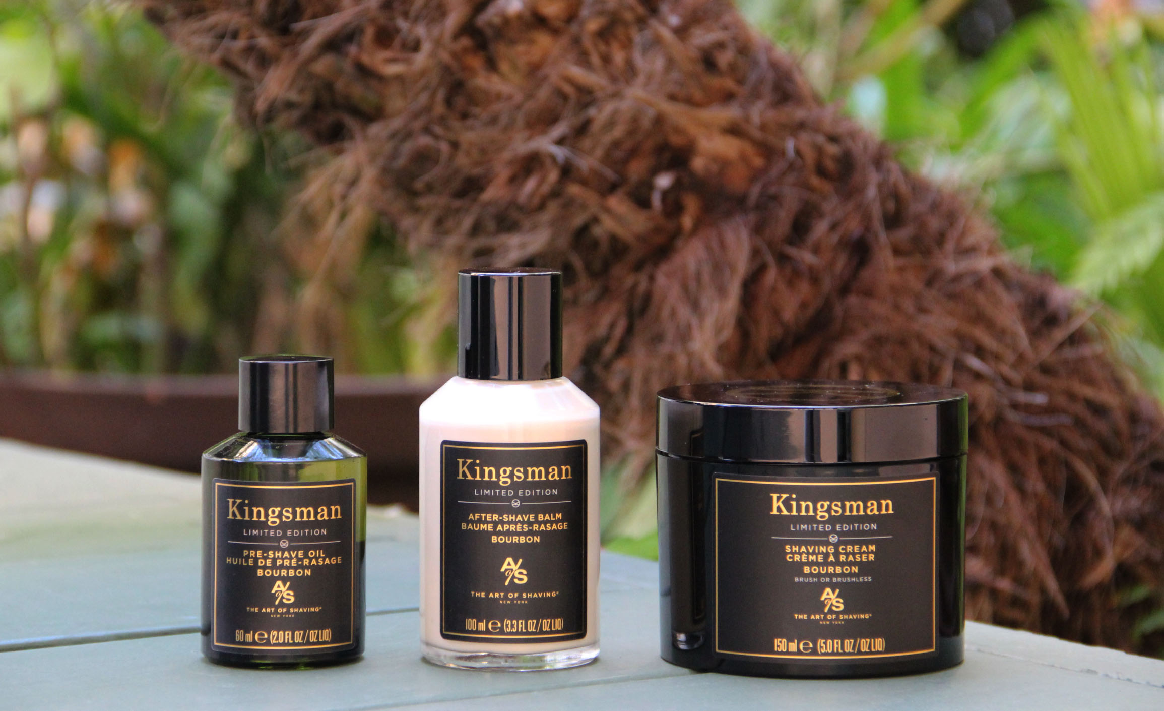 Kingsman Art of Shaving Limited Collection