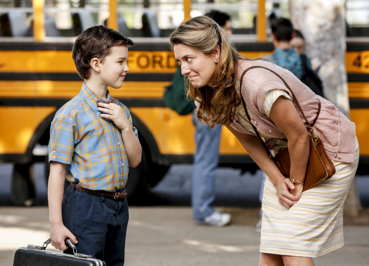Young Sheldon, cbs fall premiere dates