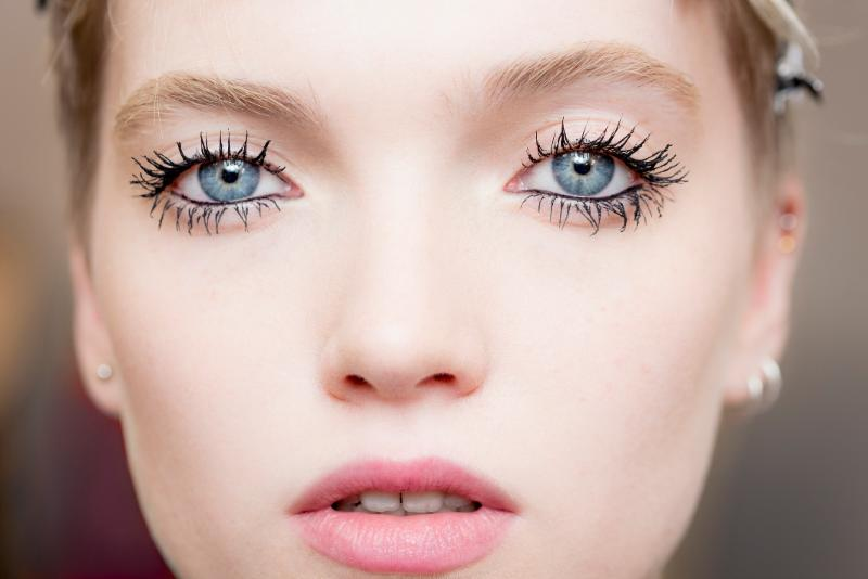 Peter Philips, dior makeup, spring summer 2018