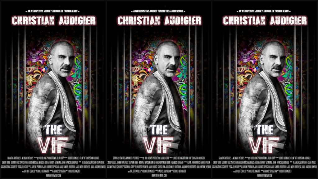 Christian Audigier, fabrice sopoglian, mensch pictures documentary