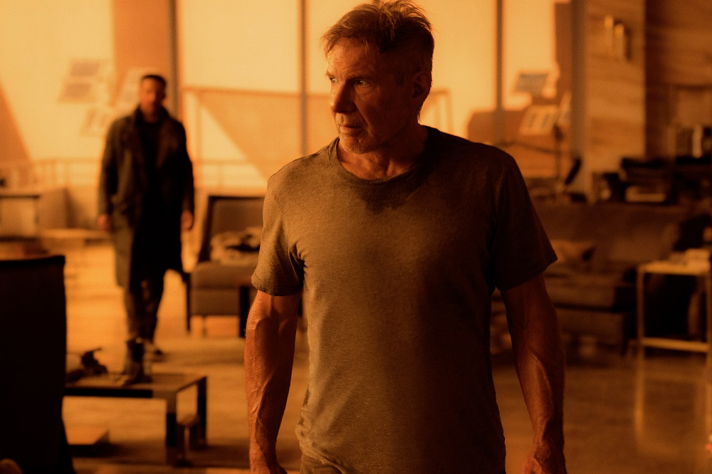 harrison ford, blade runner 2049, lucas mirabella movie review