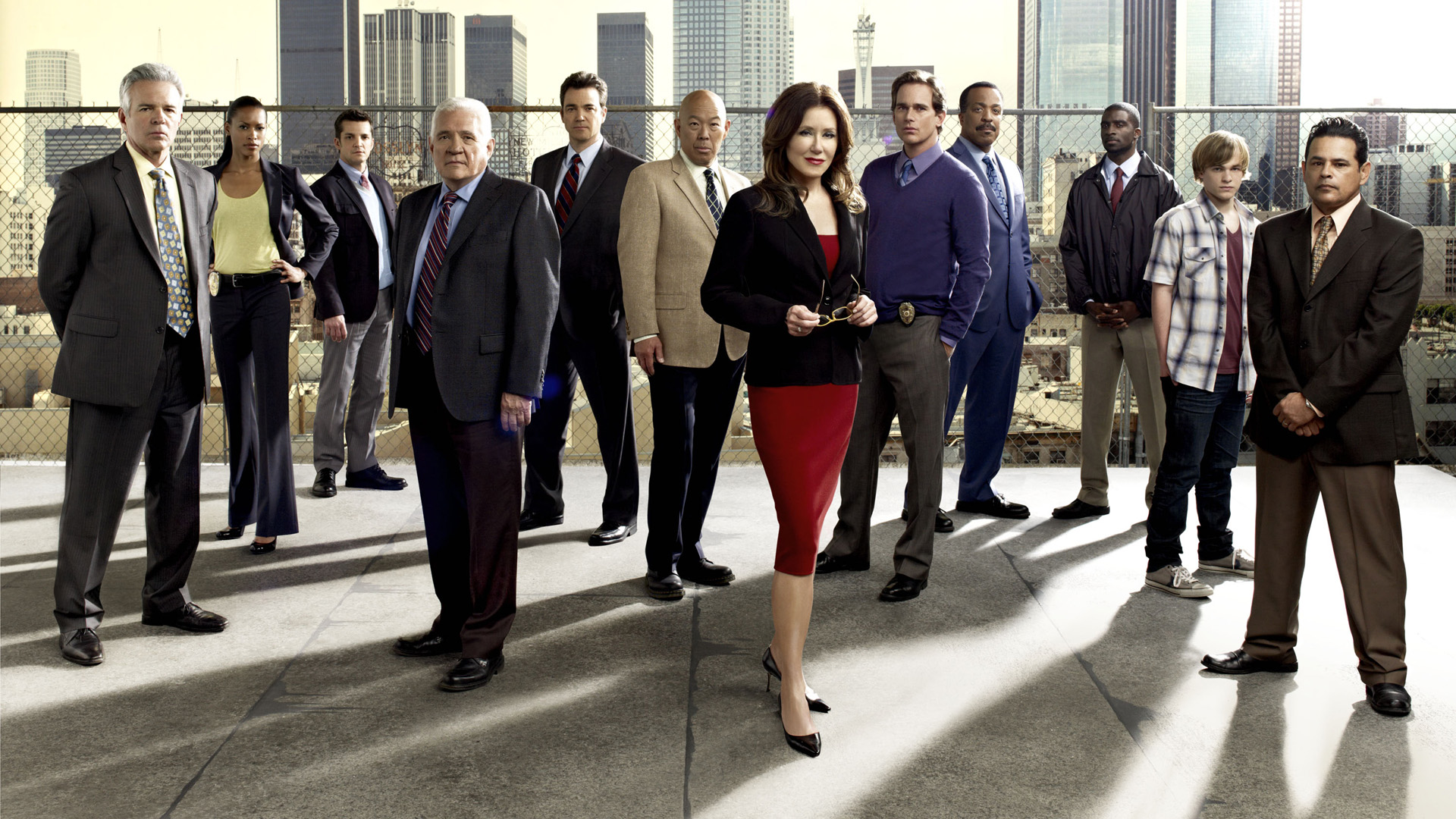 Major Crimes final season