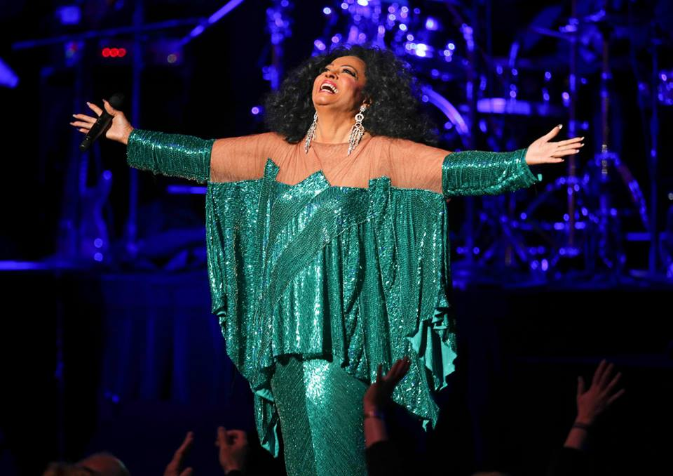 Diana Ross, american music awards lifetime achievement