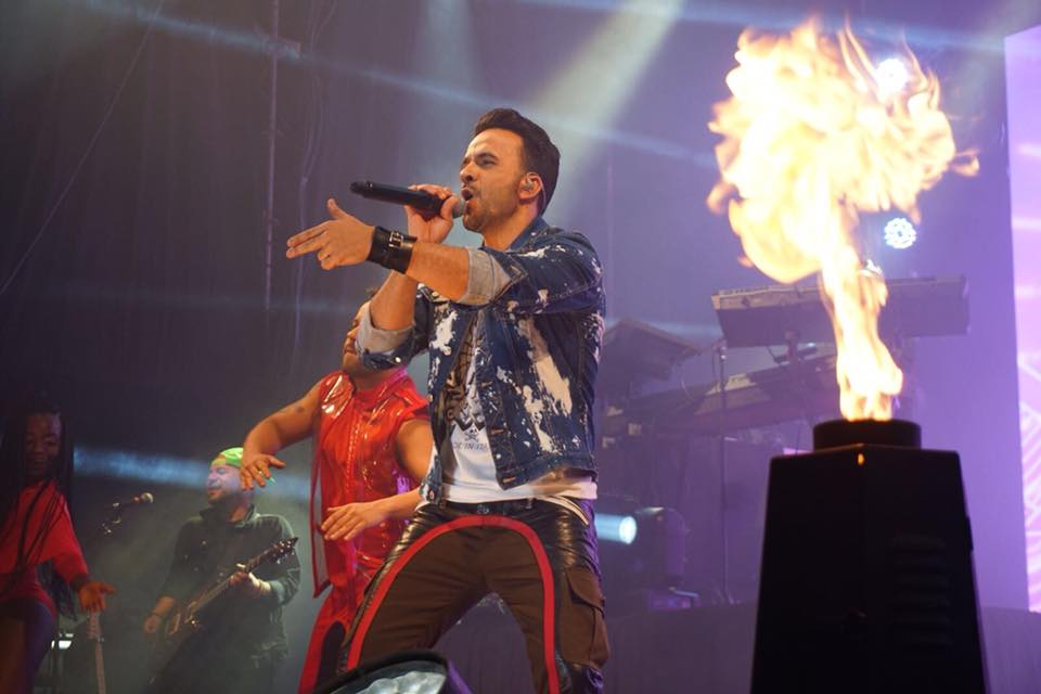 luis fonsi, 18th latin grammys