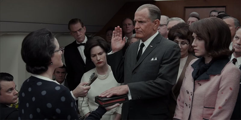 LBJ, movie review, Lucas mirabella, latfusa