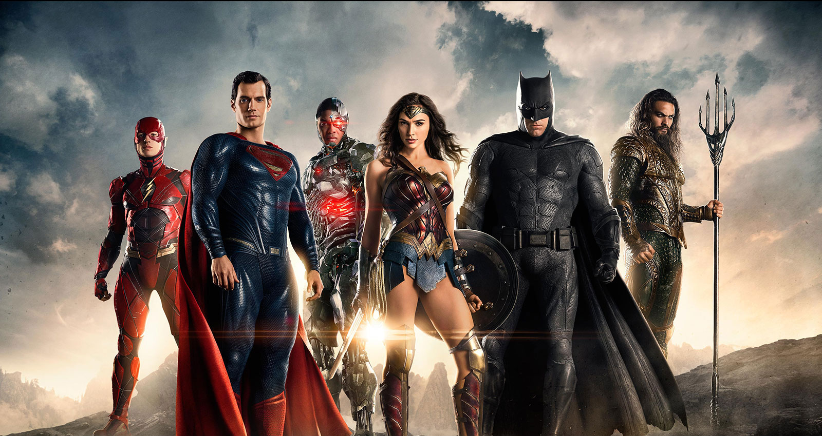 Justice League, lucas mirabella, movie review
