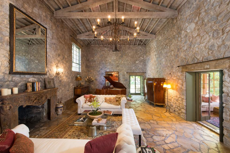 Tom Petty lake house, real estate