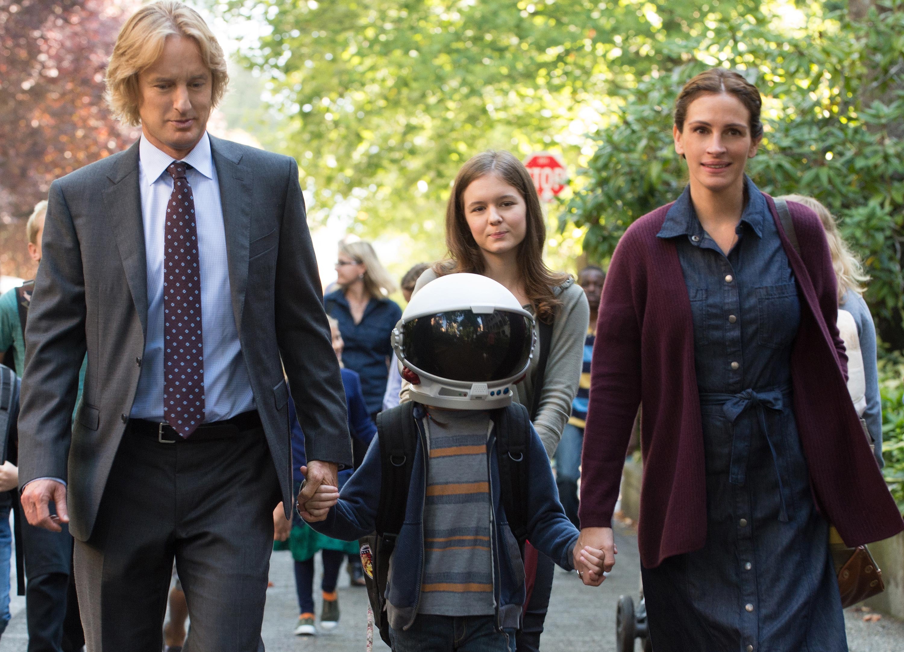 Wonder, movie review, lucas mirabella