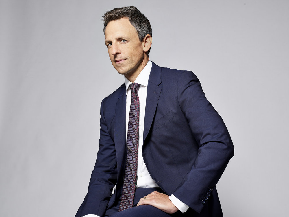 Seth Meyers, golden globes