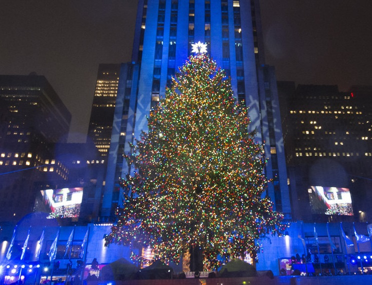 Christmas In Rockefeller Center 2017