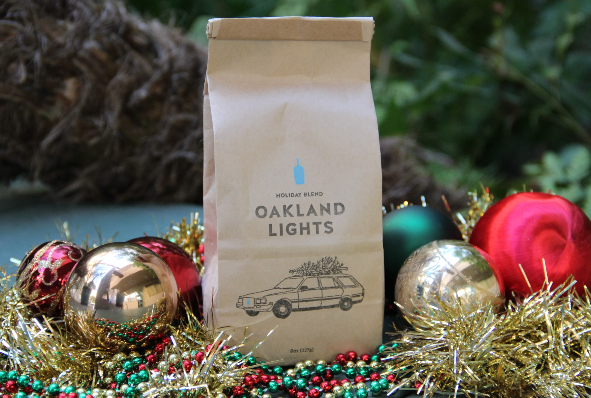 blue bottle coffee, holiday blend