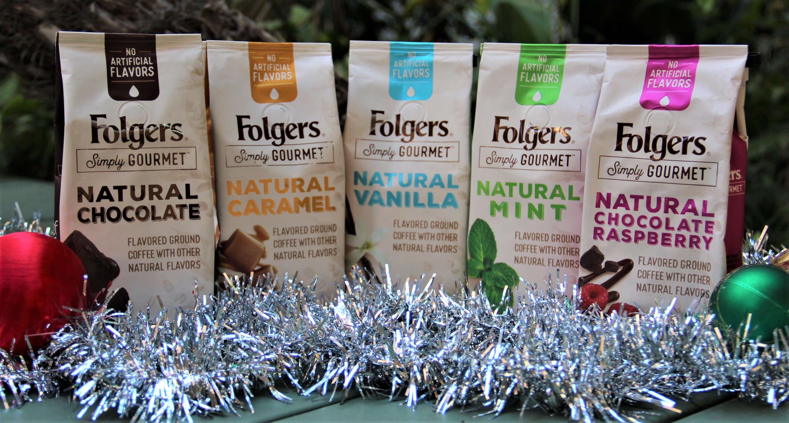folgers simply gourmet coffee