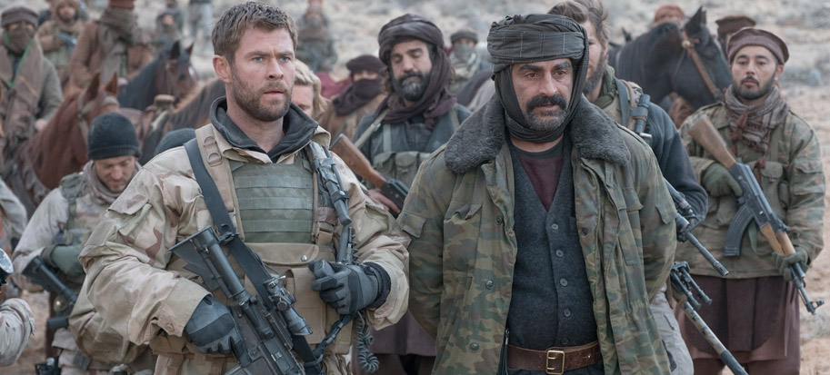 12 Strong, movie review, Lucas mirabella