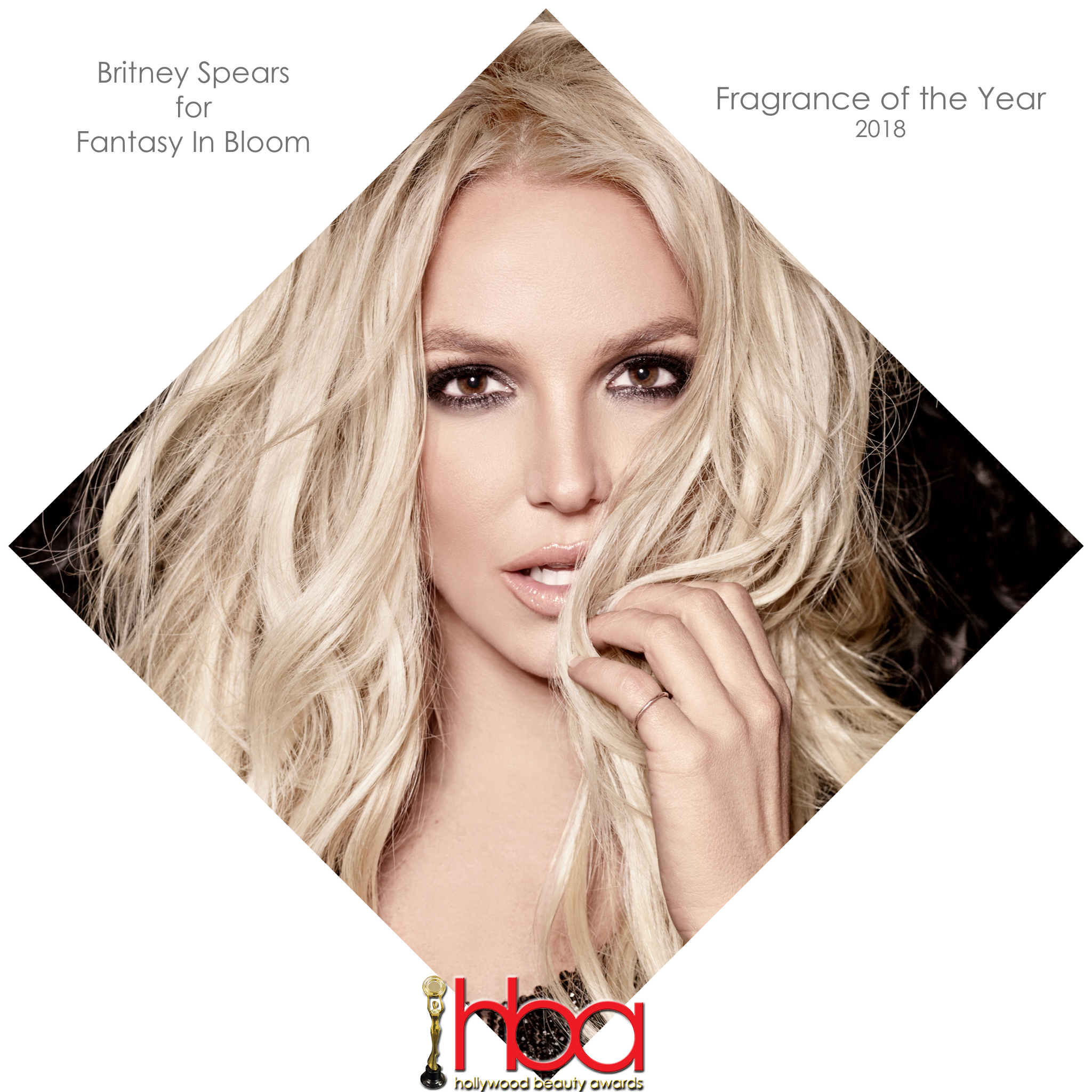 Britney Spears, Hollywood Beauty Awards