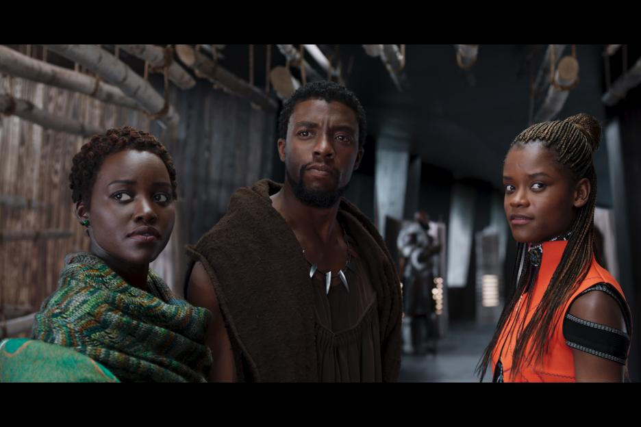 lucas mirabella, black panther, movie review