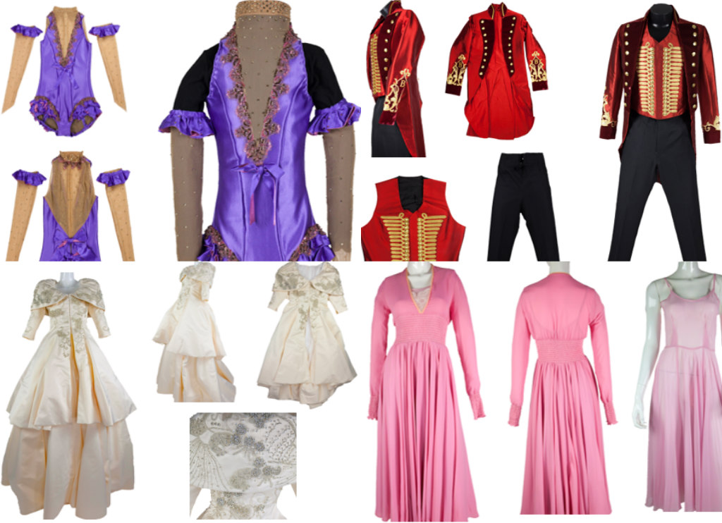 The Greatest Showman costume fox auctions