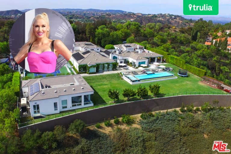 gwen stefani, real estate