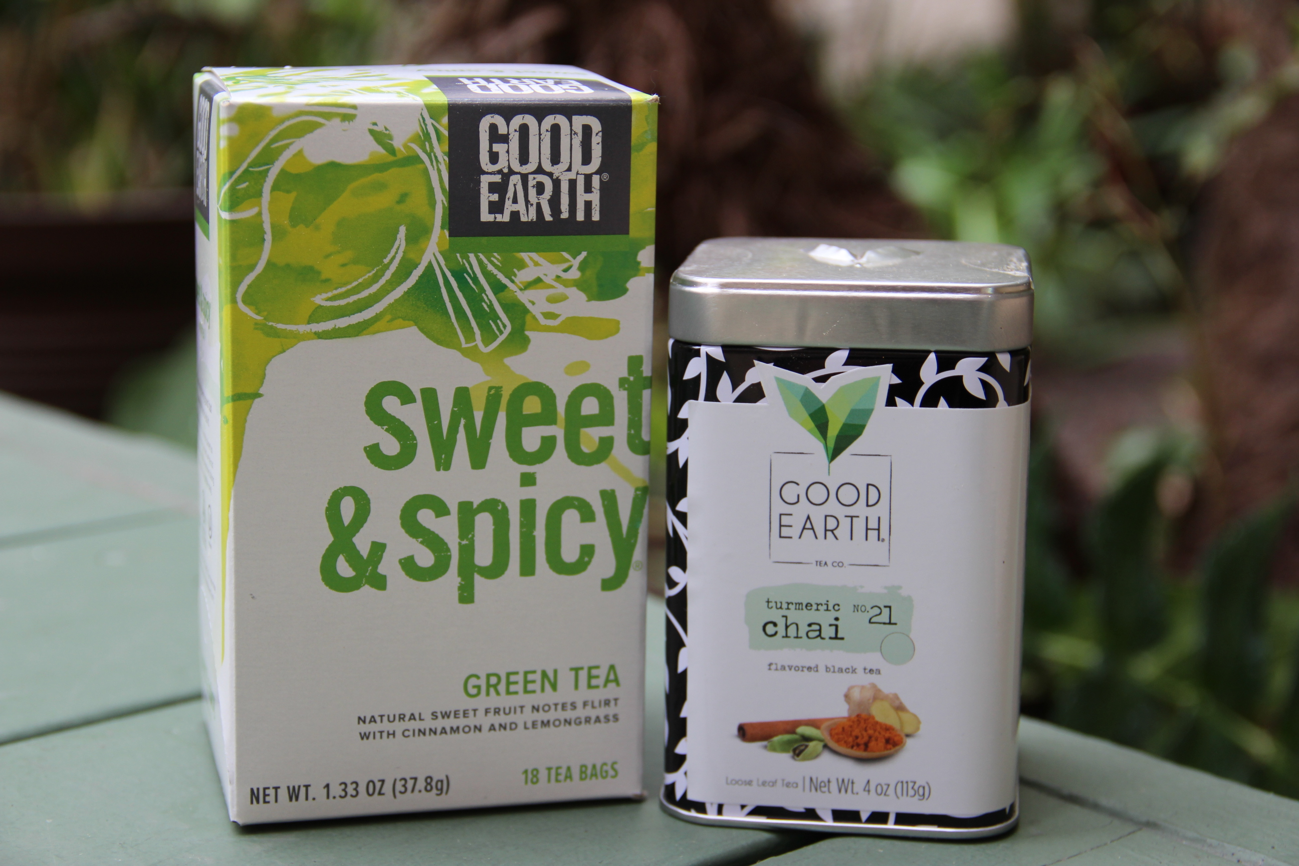 good earth tea