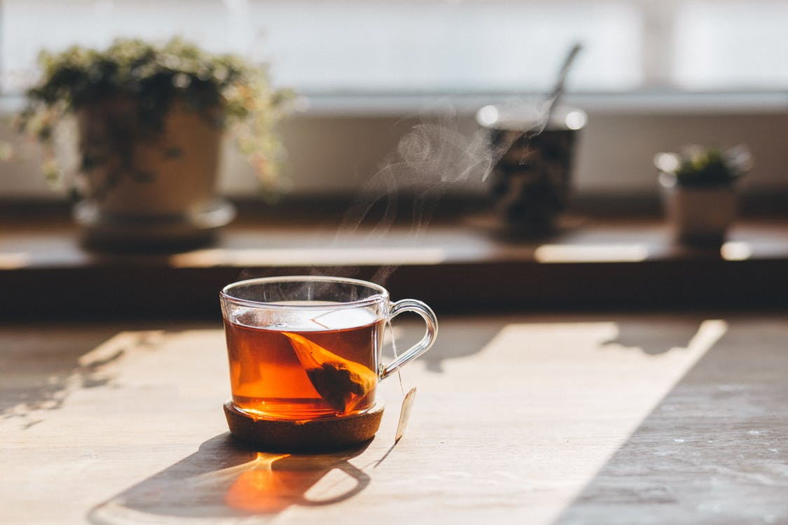 Tea, national stress awareness month