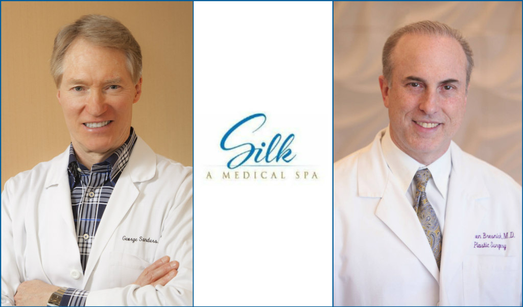 Silk Medical Spa, dr. George sanders, dr. Stephen bresnick