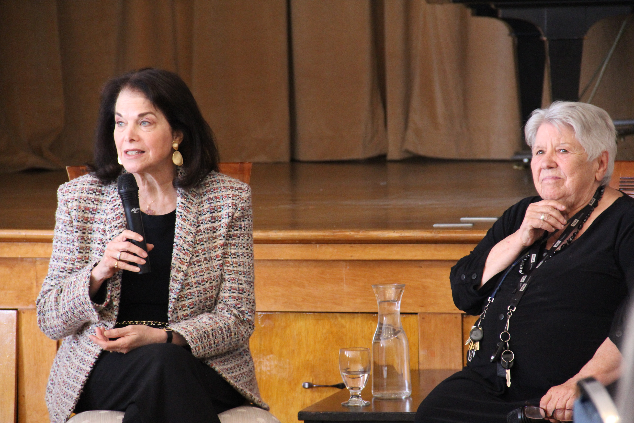 sherry Lansing, bette billett