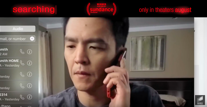 John cho, searching
