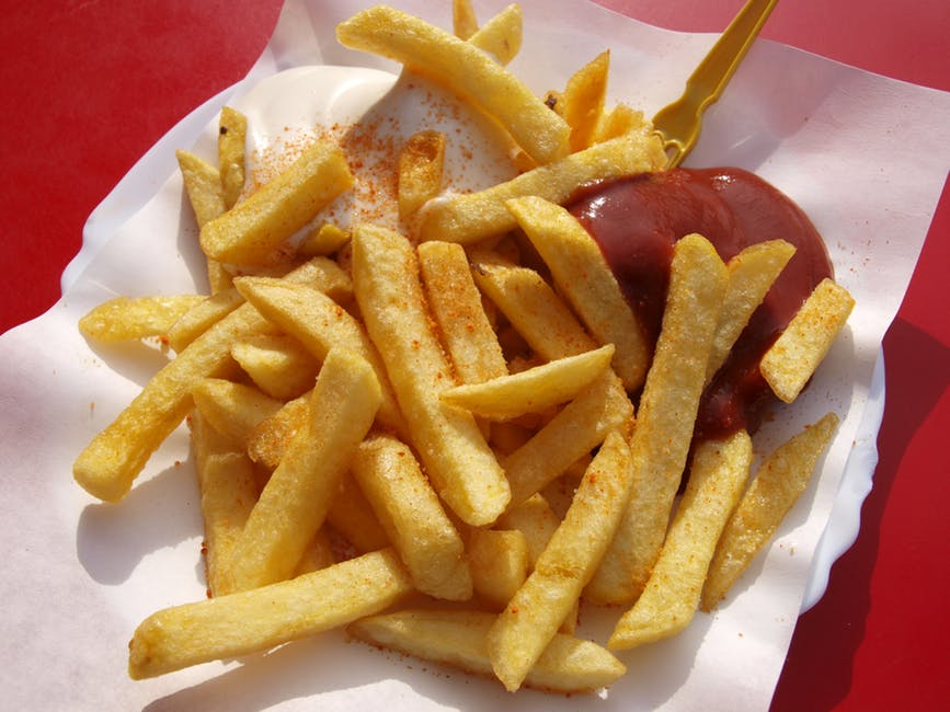 national French fry day, recipe