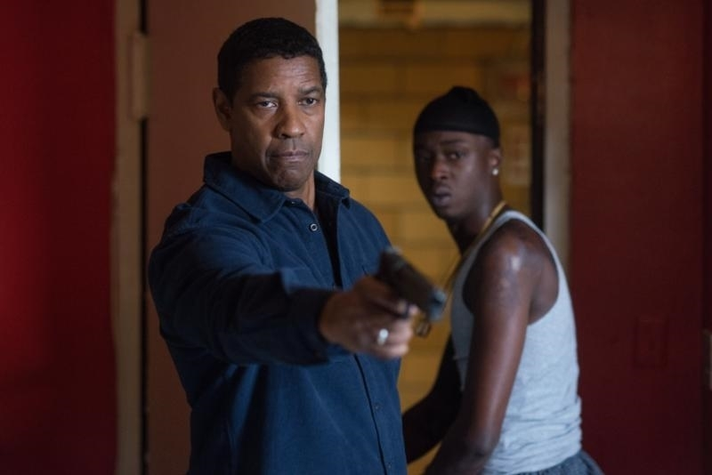 The Equalizer 2, movie reviews, Lucas Mirabella
