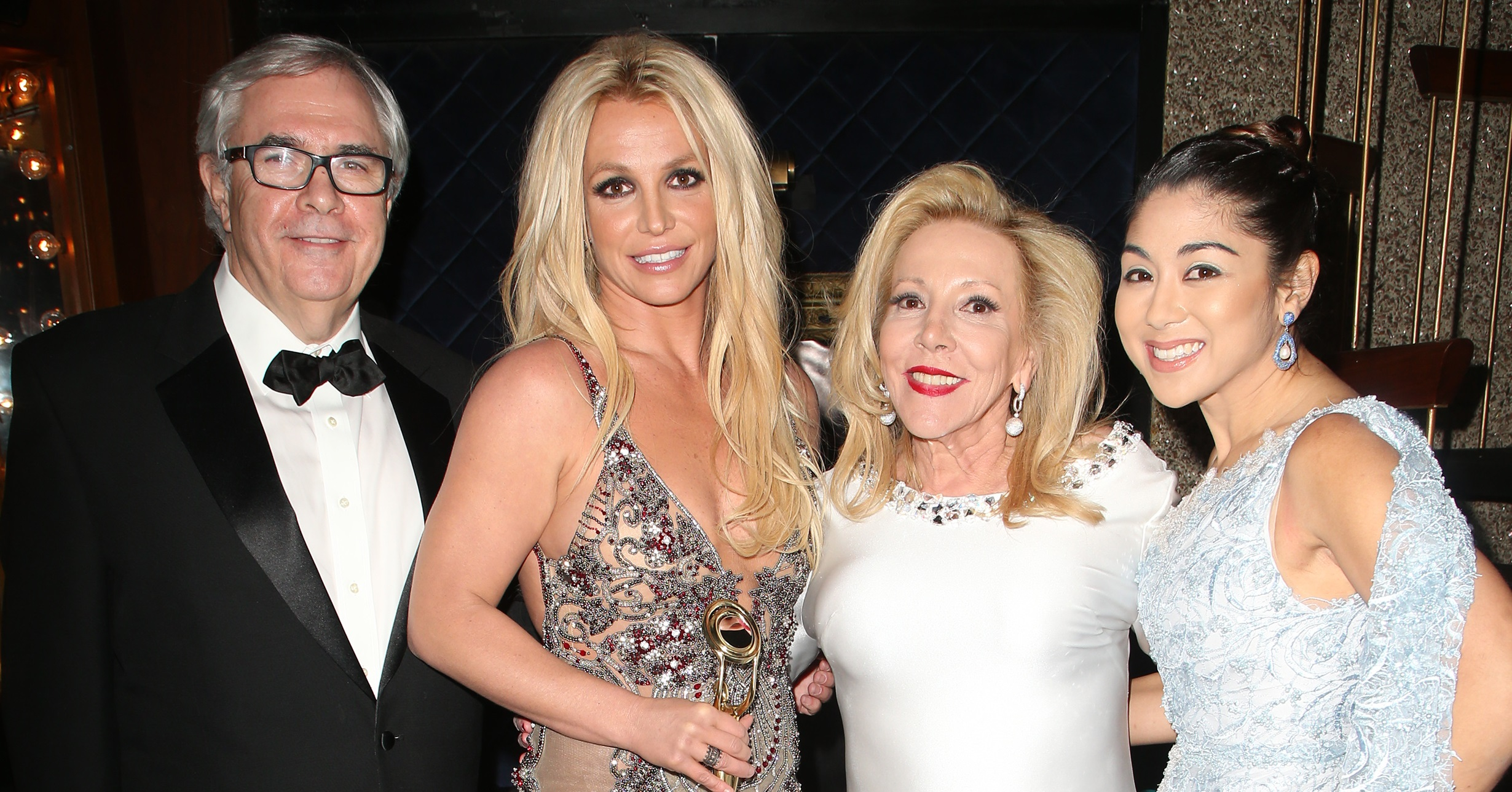 ron rolleston, britney spears, michele elyzabeth, pamela price