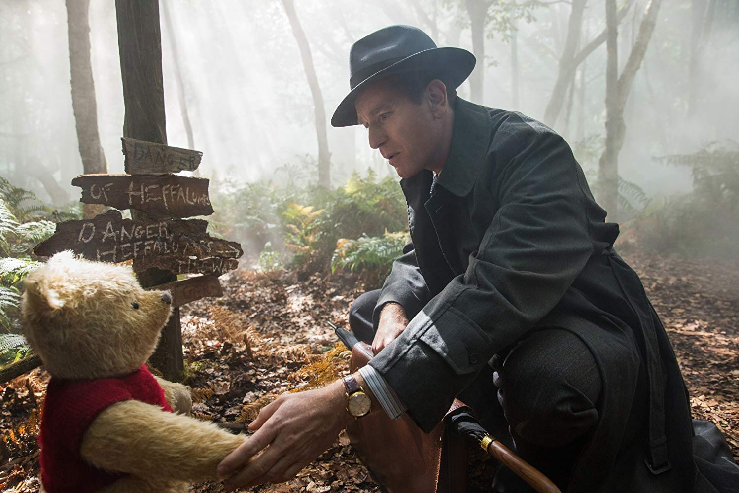 Christopher Robin, movie reviews, Lucas Mirabella