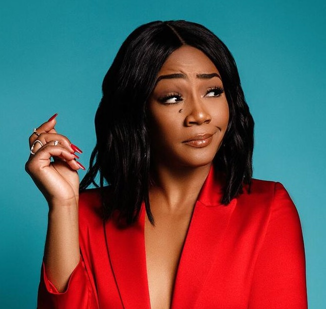 tiffany haddish, netflix