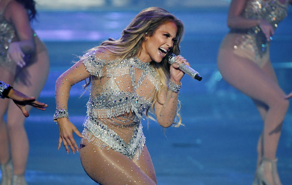 all I have, Jennifer lopez, vegas
