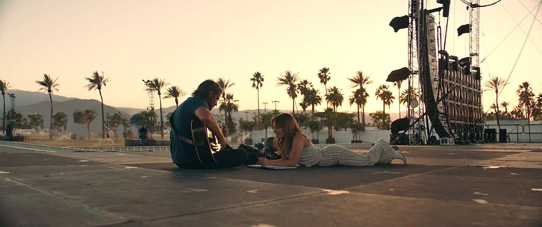 movie review, a star is born, lucas mirabella