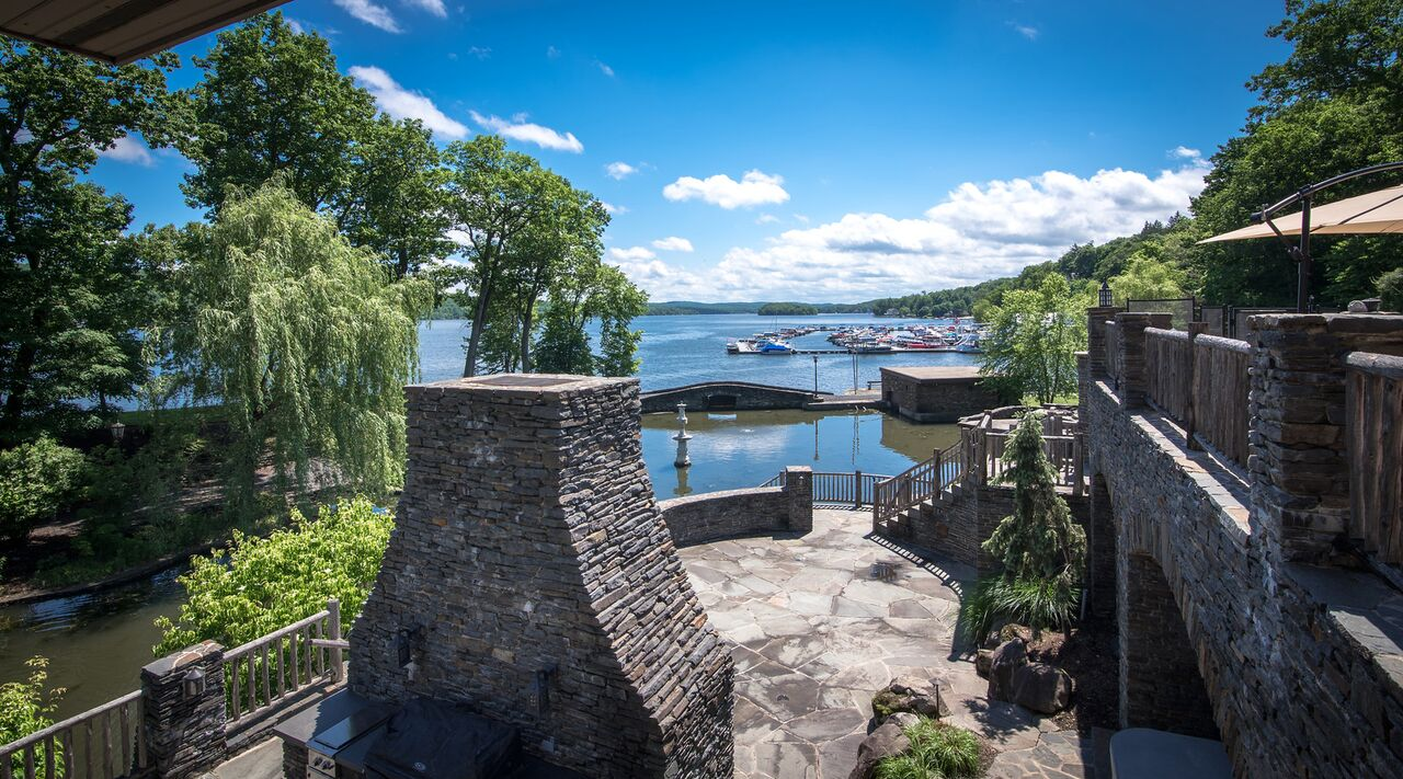 Derek jeter, real estate, tiedemann castle