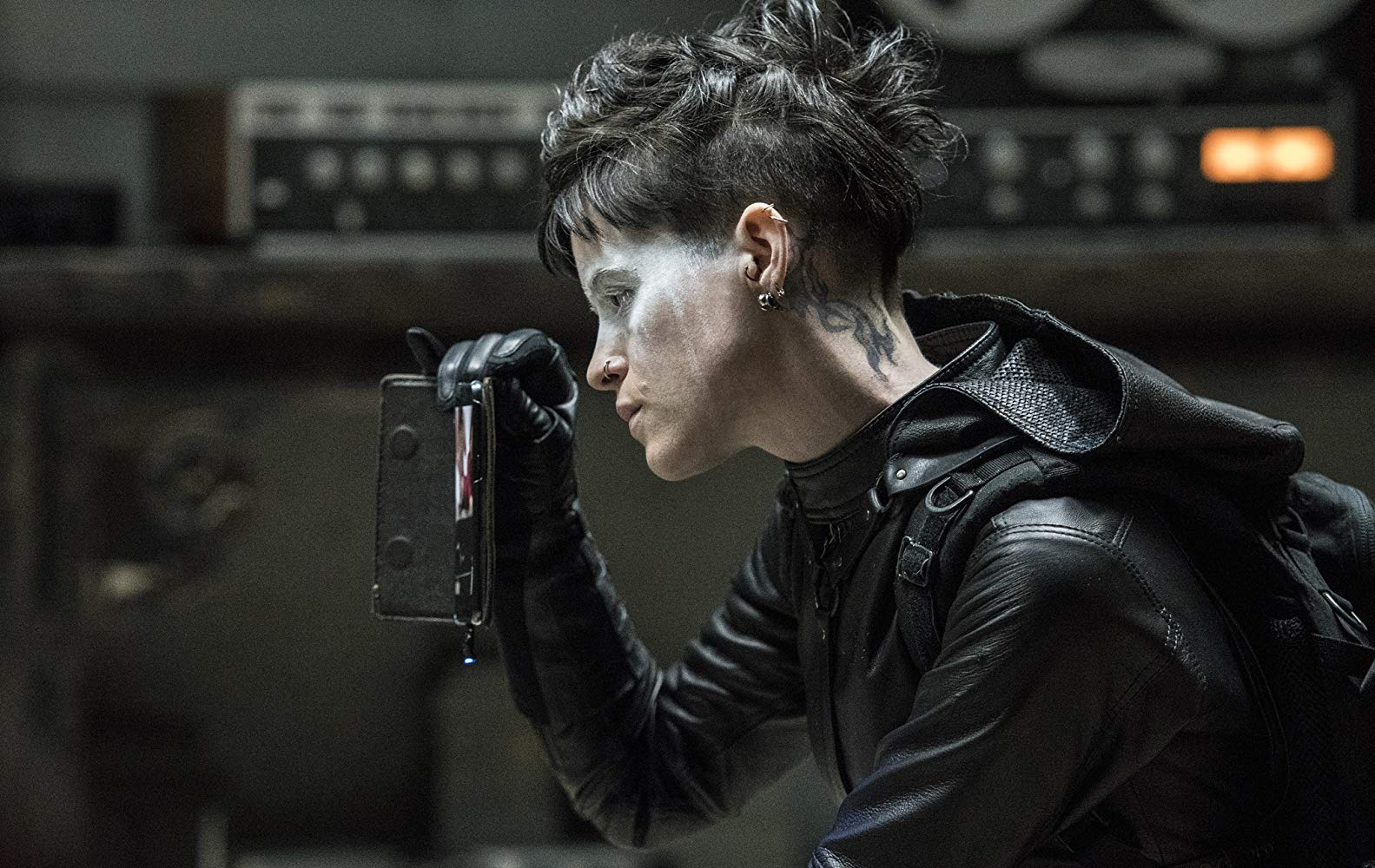 The Girl in the Spider's Web, movie reviews, Lucas Mirabella
