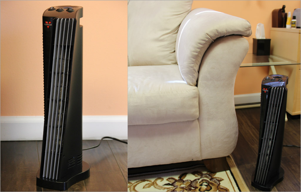 vornado tower heater