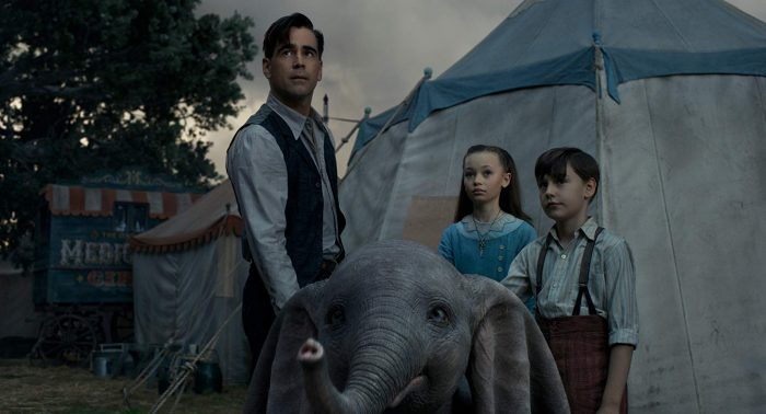 dumbo movie review, pamela price