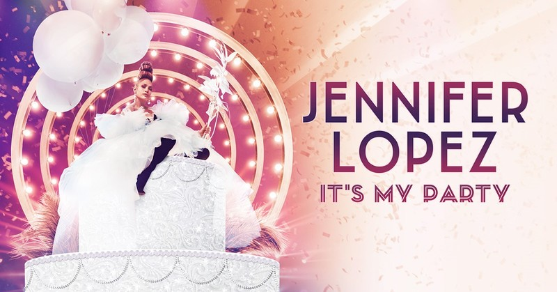 Jennifer lopez, it's my party tour
