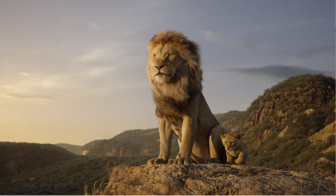 The Lion King, trailer