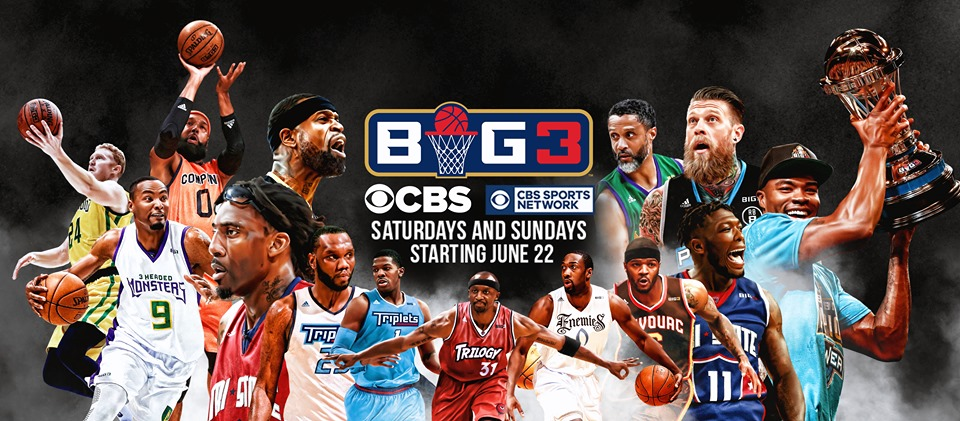 Big3 basketball game