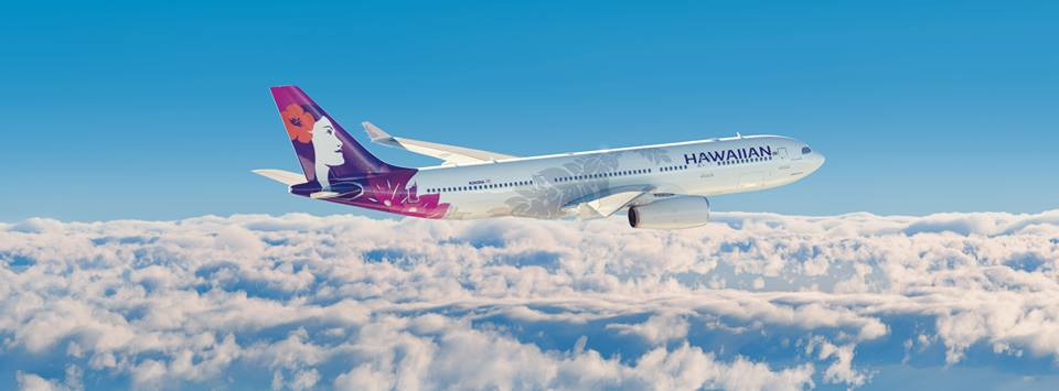 hawaiian airlines japan