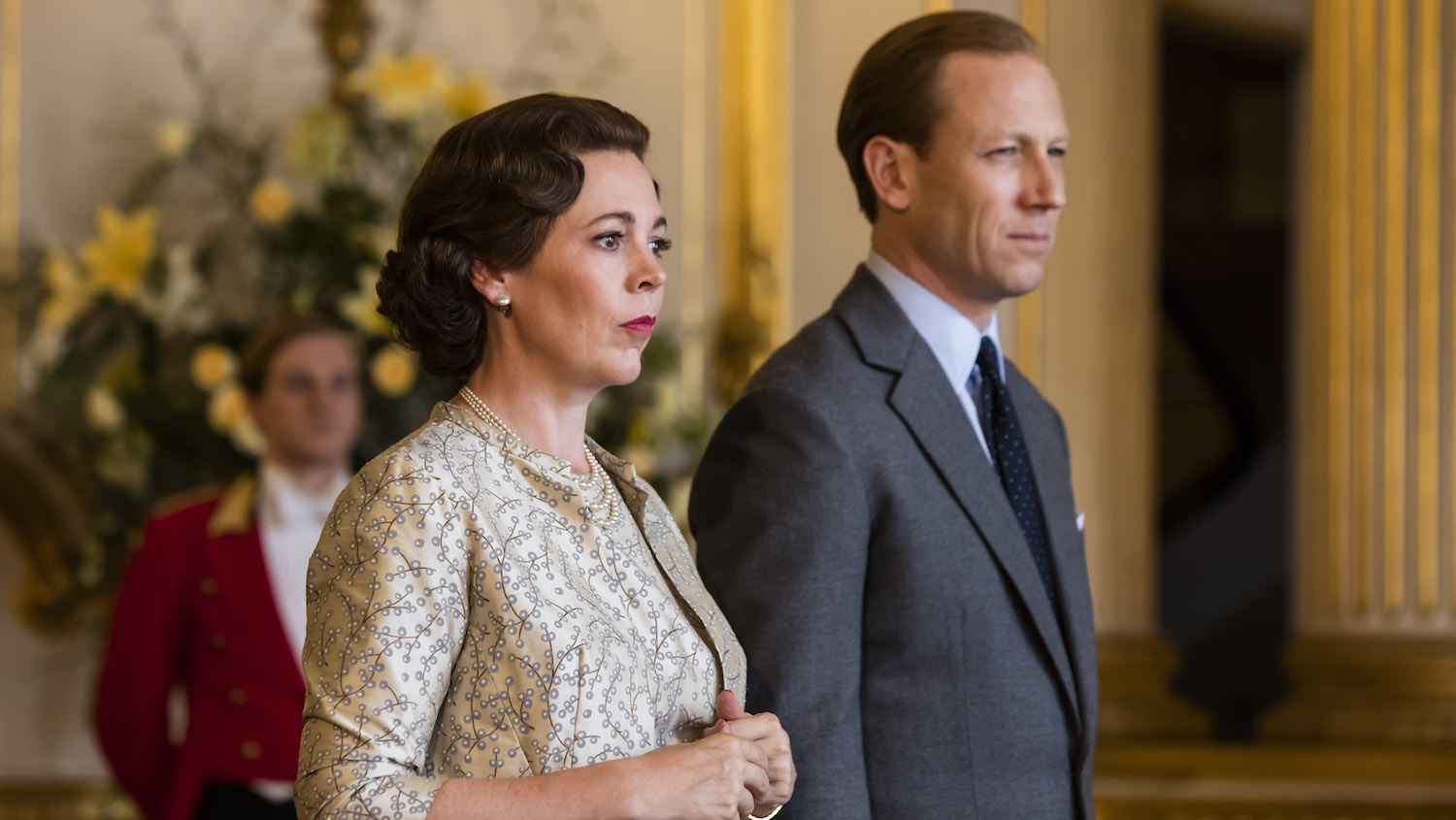 afi fest 2019, peter morgan, the crown