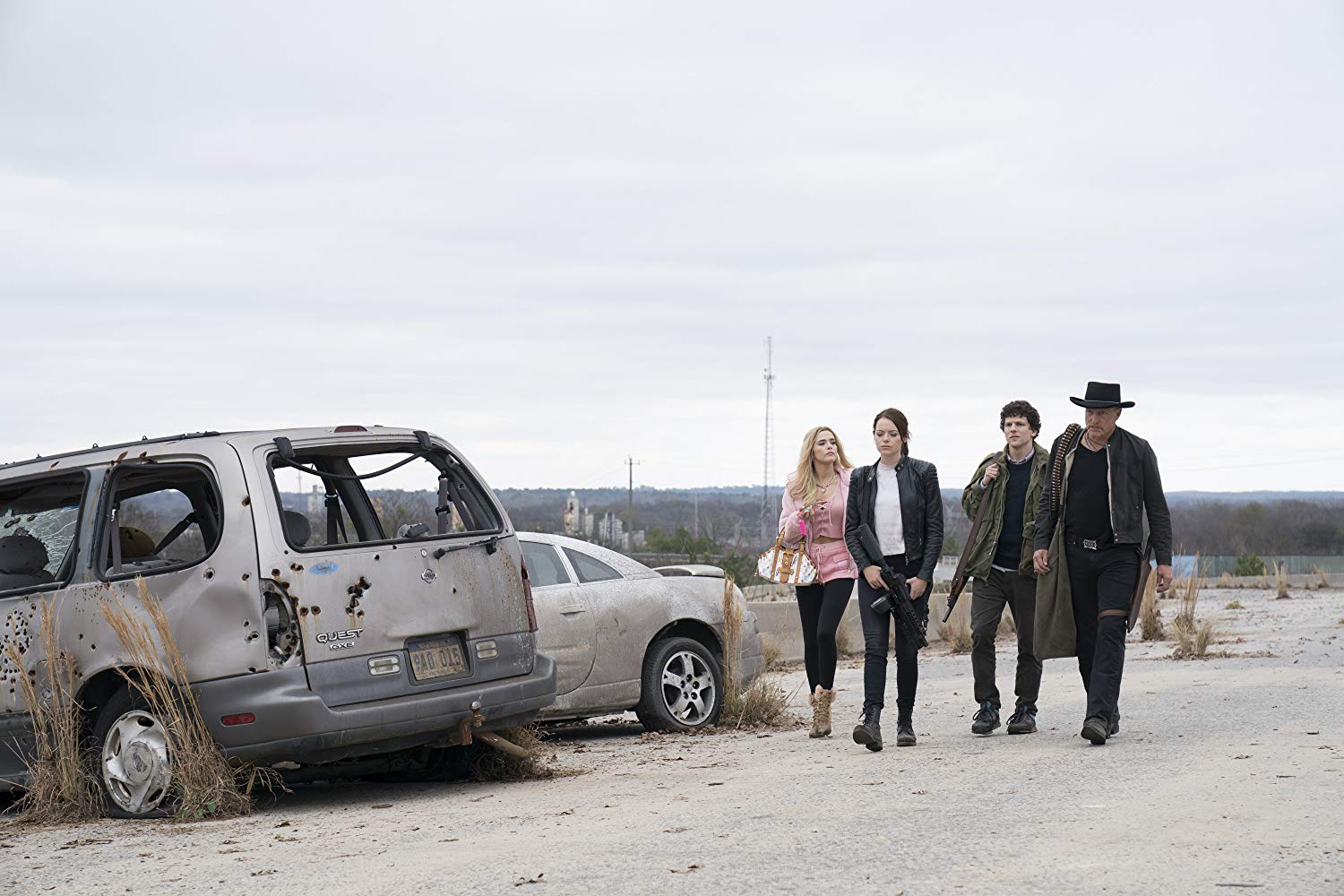 Zombieland: Double Tap, movie review, Lucas Mirabella