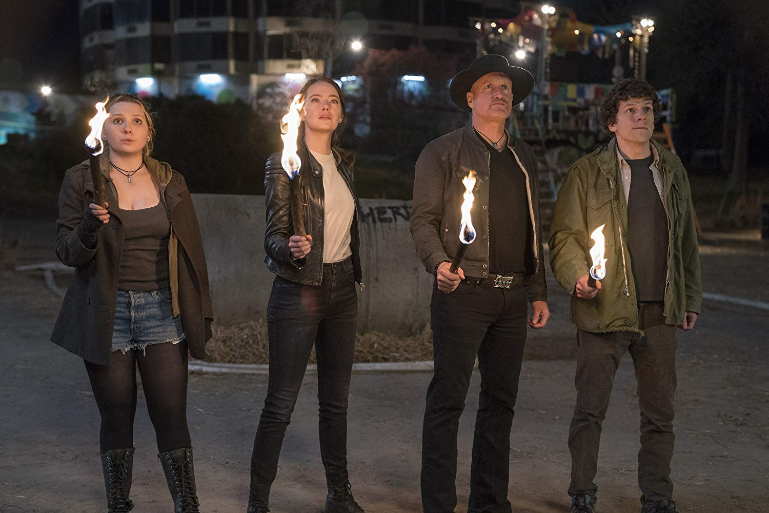 Zombieland: Double Tap, film review, Lucas Mirabella